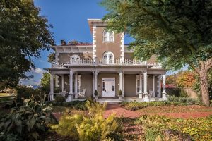 The Peel Mansion in Bentonville AR